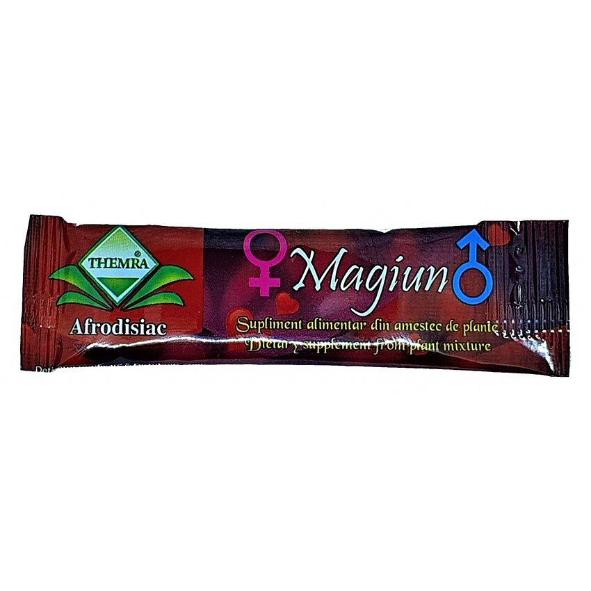 Gem Magiun Afrodisiac Potenta % Natural Themra 12g